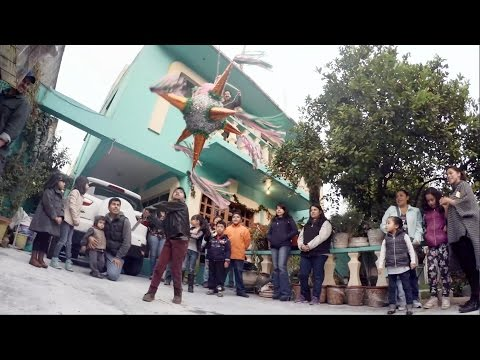 GoPro: Behind the Piñata  A Mexican Tradition