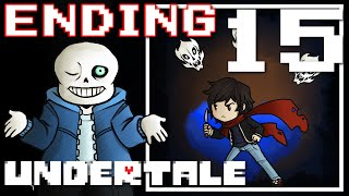 UNDERTALE - 101 Guide to Having a Bad Time (GENOCIDE ROUTE ENDING) Manly Let