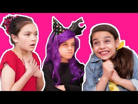 MALICE'S BIRTHDAY PARTY  🎉Princesses surprise birthday girl! - Princesses In Real Life | Kiddyzuzaa