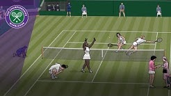 Celebrating 27 Extraordinary Wimbledon Achievements