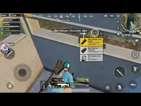 VODAFONE SMART V8 PUBG MOBILE TEST PART1
