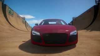 Grand Theft Auto IV - Longest Ramp Jump [Mod] Epic Fail #Gta IV