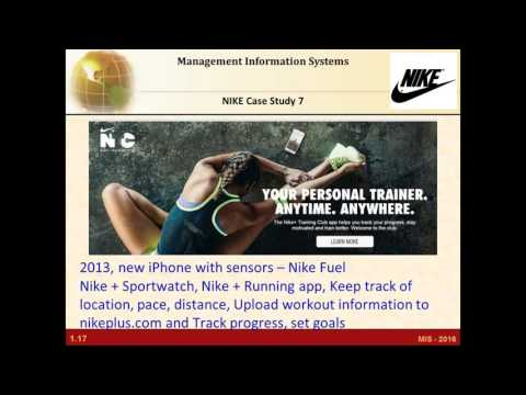 Nike Case Study - Analysis and Presentation