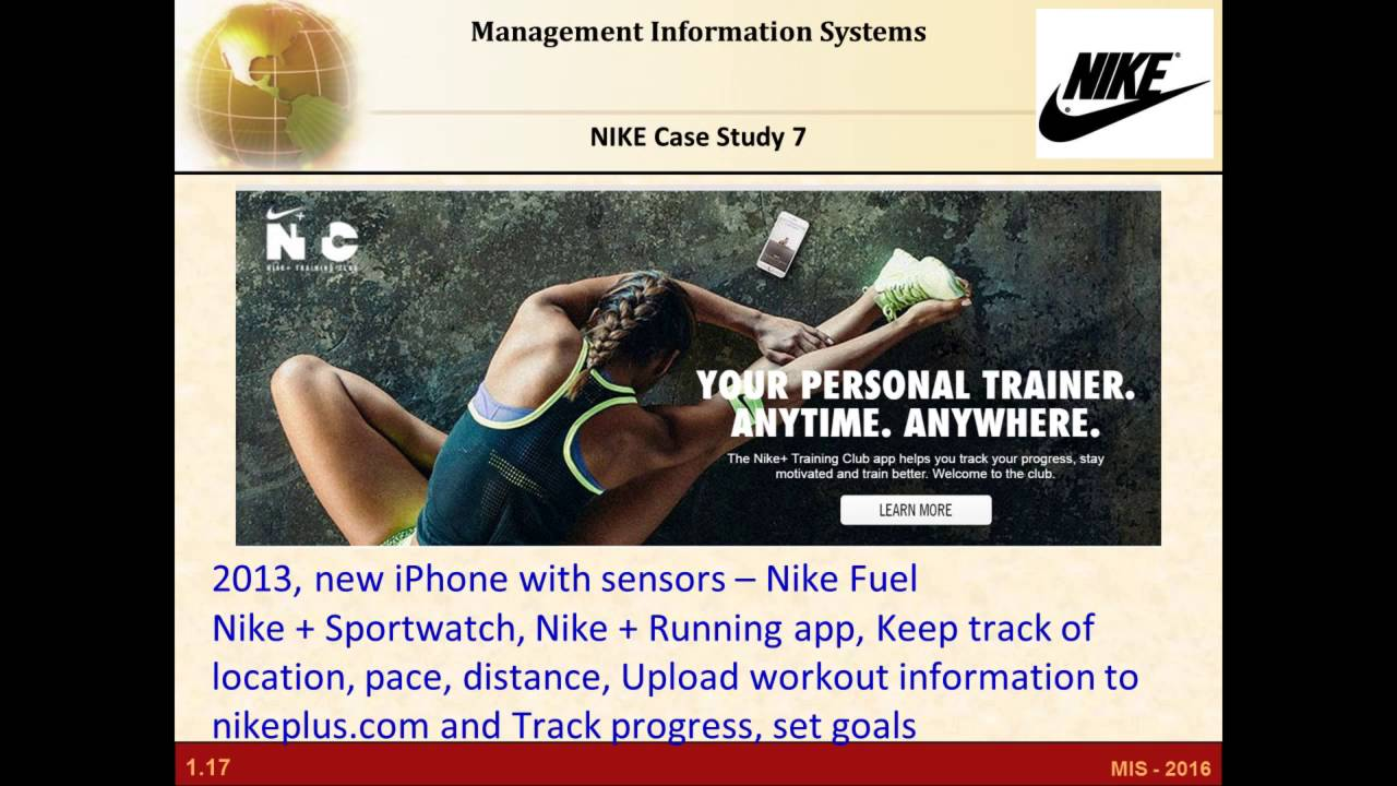 Nike Social Media Marketing Case Study SlideShare
