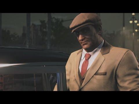 Mafia 3 - Joe Barbaro And Leo Galante Appearance / Joe Is Alive