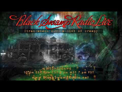 Black Swamp Radio LIVE - Halloween Show