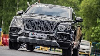 Bentley Bentayga vs Porsche 911 Turbo
