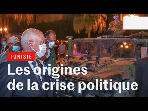 Crise politique en Tunisie : chronologie des faits