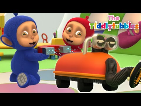 Teletubbies ★ Playing With Magnets ★ Tiddlytubbies NEW Season 4 Compilation! (40 MINS) ★