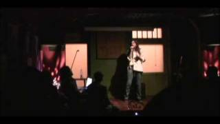 POETRY NIGHT SHOW - SELIN 2011