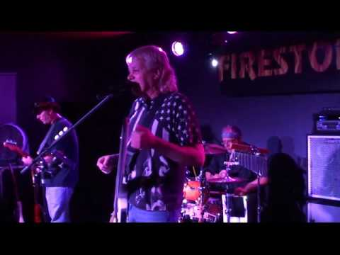Firestorm High On You Cover