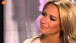 Mandy Grace Capristo - Wetten dass...! Interview