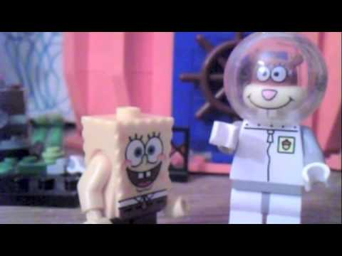 Lego Spongebob Nature Pants - YouTube