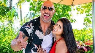 When Your BF Acts Different Around His Friends (ft. The Rock) thumbnail
