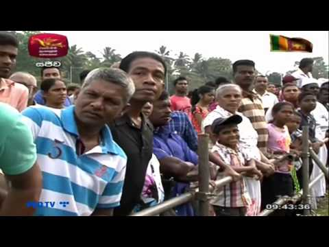 67th National Independence Day Celebration of Sri Lanka - Live from Sri Jayawardenepura - 2015-02-04