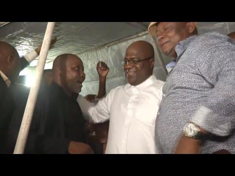 RD Congo - élection de F. Tshisekedi, l