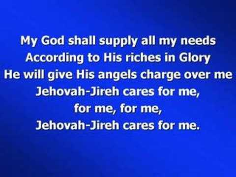 Jehovah Jireh (worship video w/ lyrics)