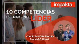 10 Competencias el dirigente Líder