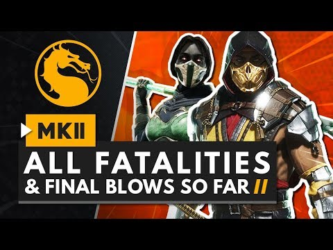 Your Morning Show - All the Mortal Kombat 11 Fatalities