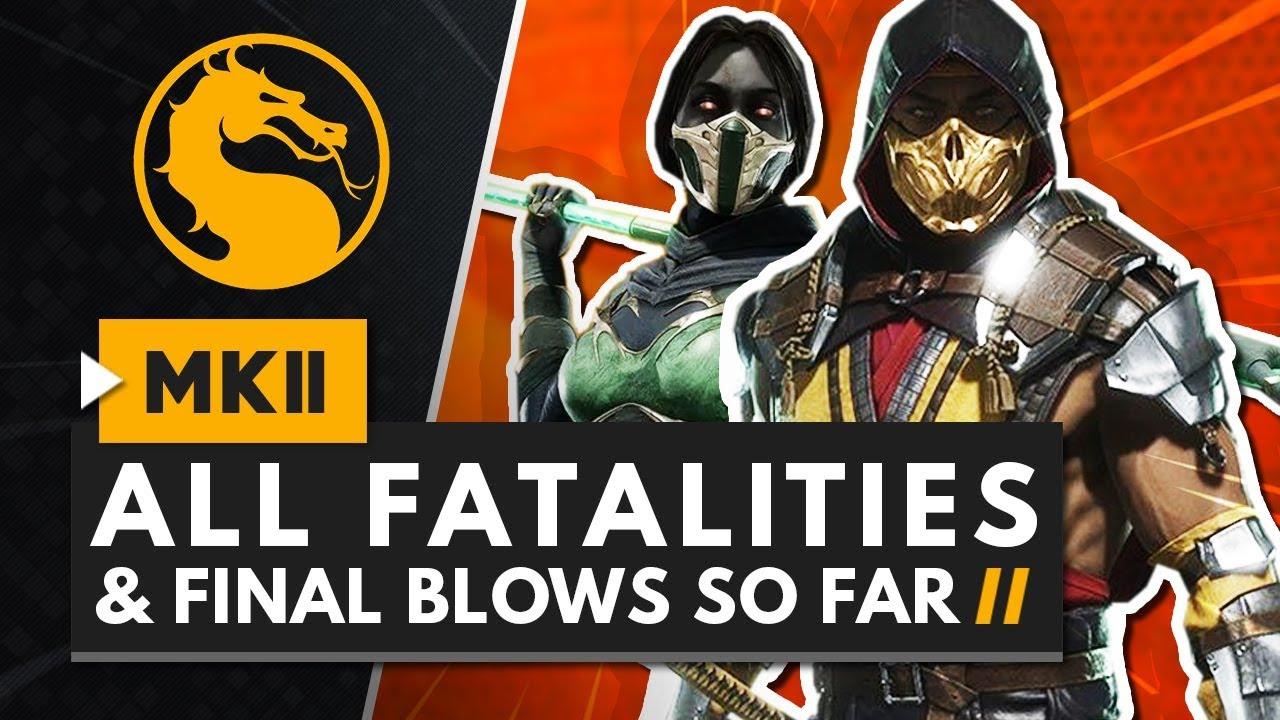 Mortal Kombat 11 Fatality Inputs List: How to perform all