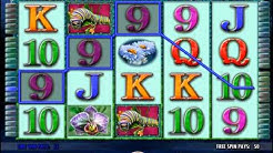 IGT Grand Monarch Slot Machine Game Play