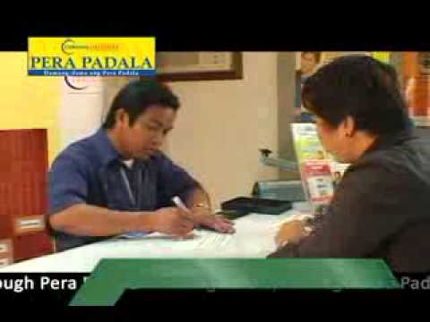 Sending Money Through Pera Padala.flv