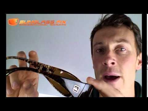 97a8f83c1c31e Quiksilver Akka Dakka Sunglasses Review Video - YouTube