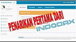 Penarikan Rupiah Dari Indodax Part 1