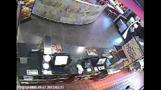 Video Two of Burger King Robberies