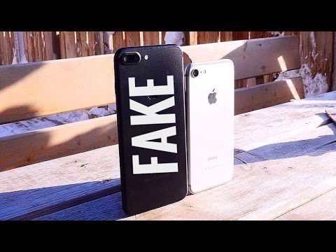 Best 100 Fake Iphone 7 Clone From China Youtube