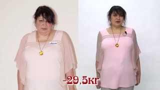 Марина Васина похудела на 29,5 кг за 5 месяцев
