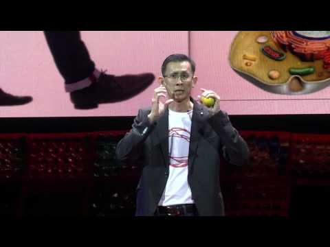 ศักยภาพงานวิจัย สร้างครัวไทยไปครัวโลก | กษิดิ์เดช ธีรนิตยาธาร | TEDxBangkok