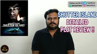 Shutter Island (2010) Hollywood Movie Detailed Plot Review in Tamil by Filmi craft