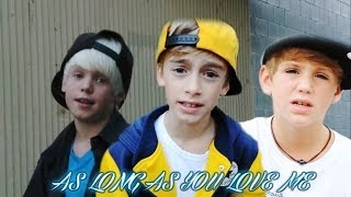 Justin Bieber - As Long As You Love Me ft. Big Sean (Carson Lueders, JohnnyO & MattyBRaps cover)