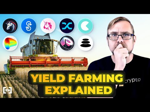 What is Crypto Yield Farming and is it Worth it in 2021?