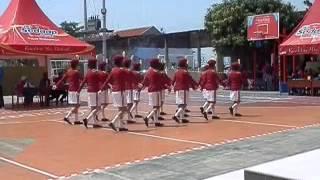 PASSAGA ( Paskibra SMP 13 Semarang) Juara 2 LPBB COPASKAD ( PBB & VARIASI FORMASI )