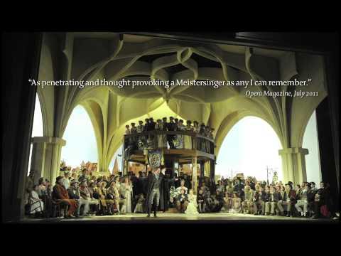 Wagner's Die Meistersinger von Nürnberg CD (2011 Festival recording)