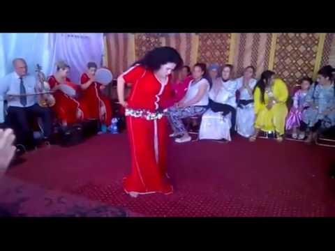 اروع رقص شعبي مغربي نايضة✔ MAROC Mariage CHAABI 🎧2017+Nachat thumbnail