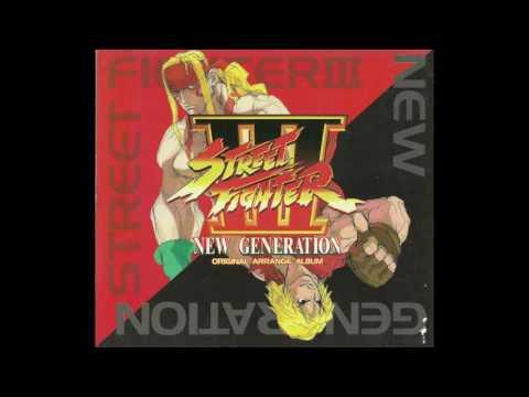 Street Fighter III: New Generation Original Arranged Album (1997) [Full Album]
