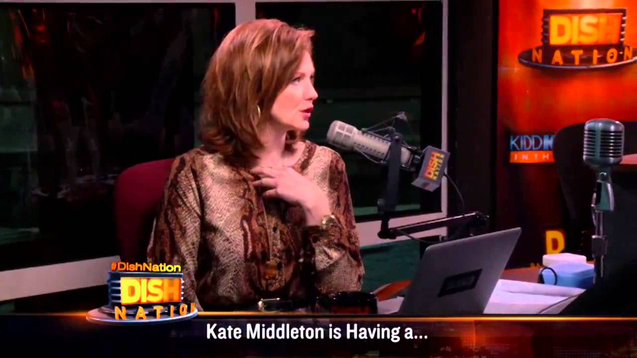 Kate Middleton reveals she's a farm girl at heart