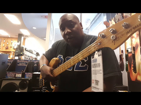 I think any bass player would hate this guy... (starts @ :30)