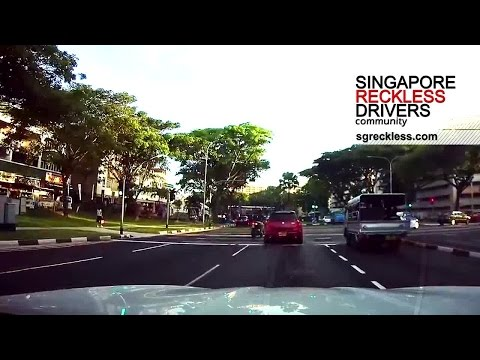[SRD Community] Sembawang Road Traffic Accident