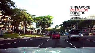 [SRD Community] Sembawang Road Traffic Accident