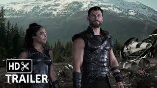 THOR 3  RAGNAROK Trailer #2 NEW 2017 Marvel Superhero Movie Chris Hemsworth FAN MADE