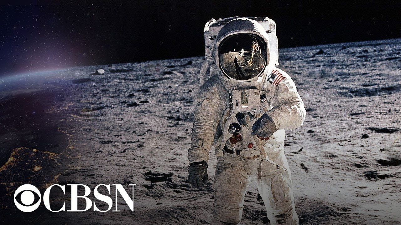 CBS Is Streaming Its Original Apollo 11 Landing Coverage