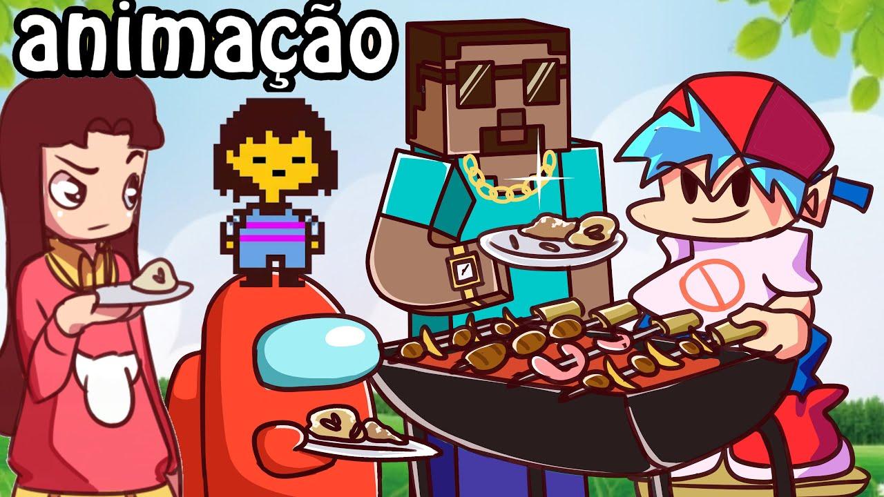 GAMES NO DIA A DIA (Animação)
