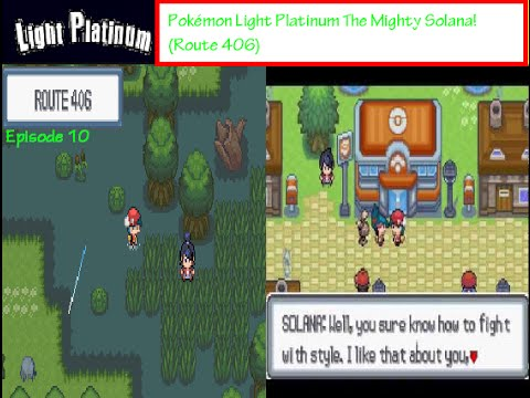 All hm locations pokemon light platinum