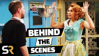 Behind The Scenes Of WandaVision