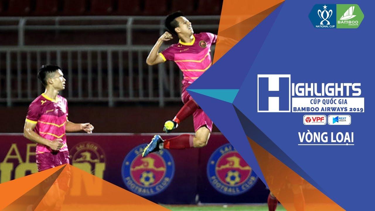 CLB Sài Gòn khởi đầu Cúp QG bằng thắng lợi với tỷ số của 1 set tennis trước Bình Định | VPF Media