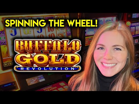 Buffalo Gold Revolution Slot Machine! Long Session! BONUS Great Feature!! from YouTube · Duration:  17 minutes 5 seconds